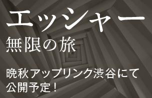 「エッシャー無限の旅」晩秋アップリンク渋谷にて公開予定!