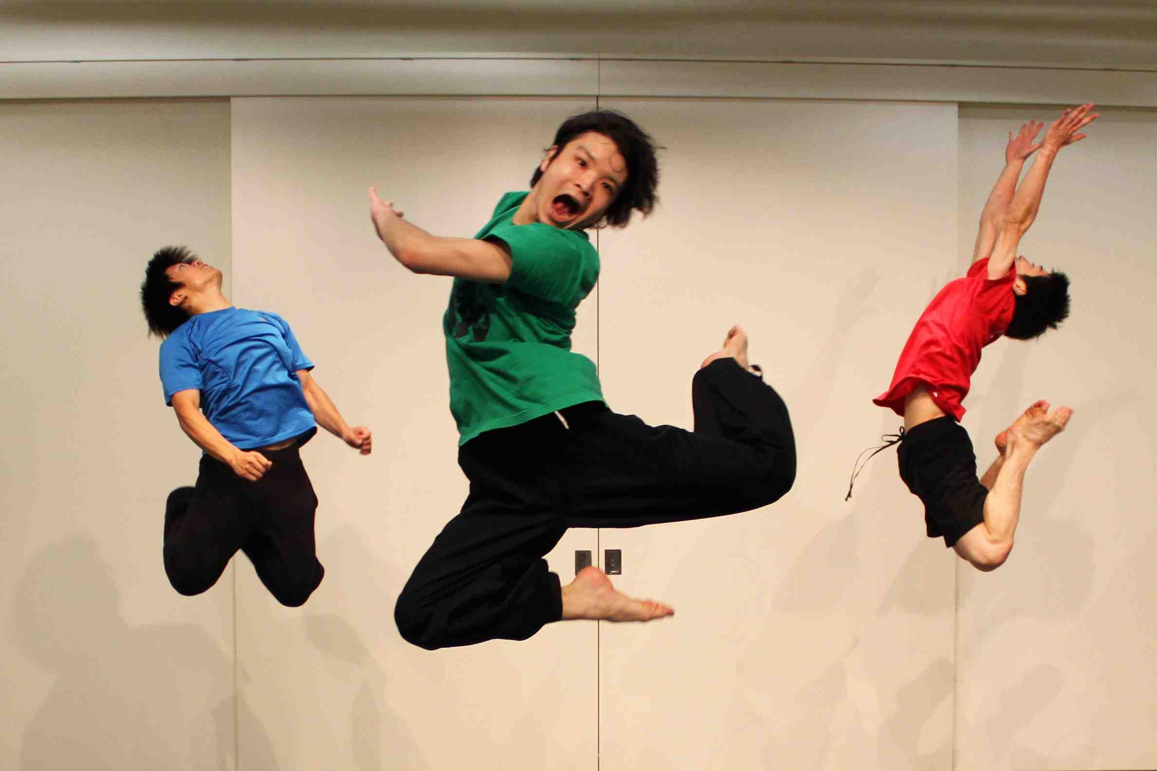 創作ダンス~表現して踊る楽しさ~