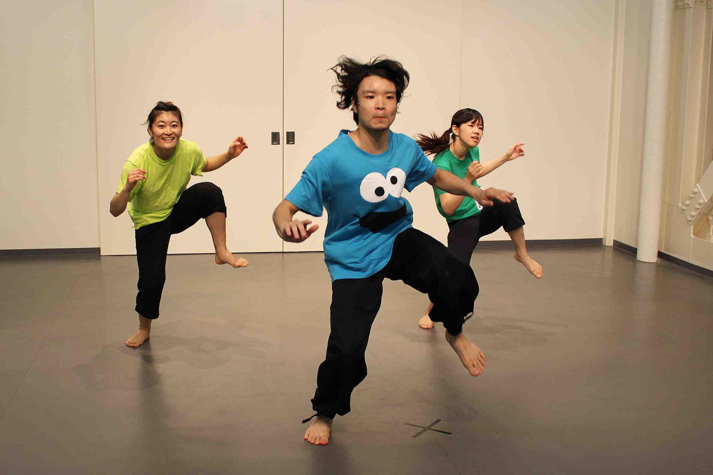 現代的なリズムのダンス~リズムに乗って踊る楽しさ~