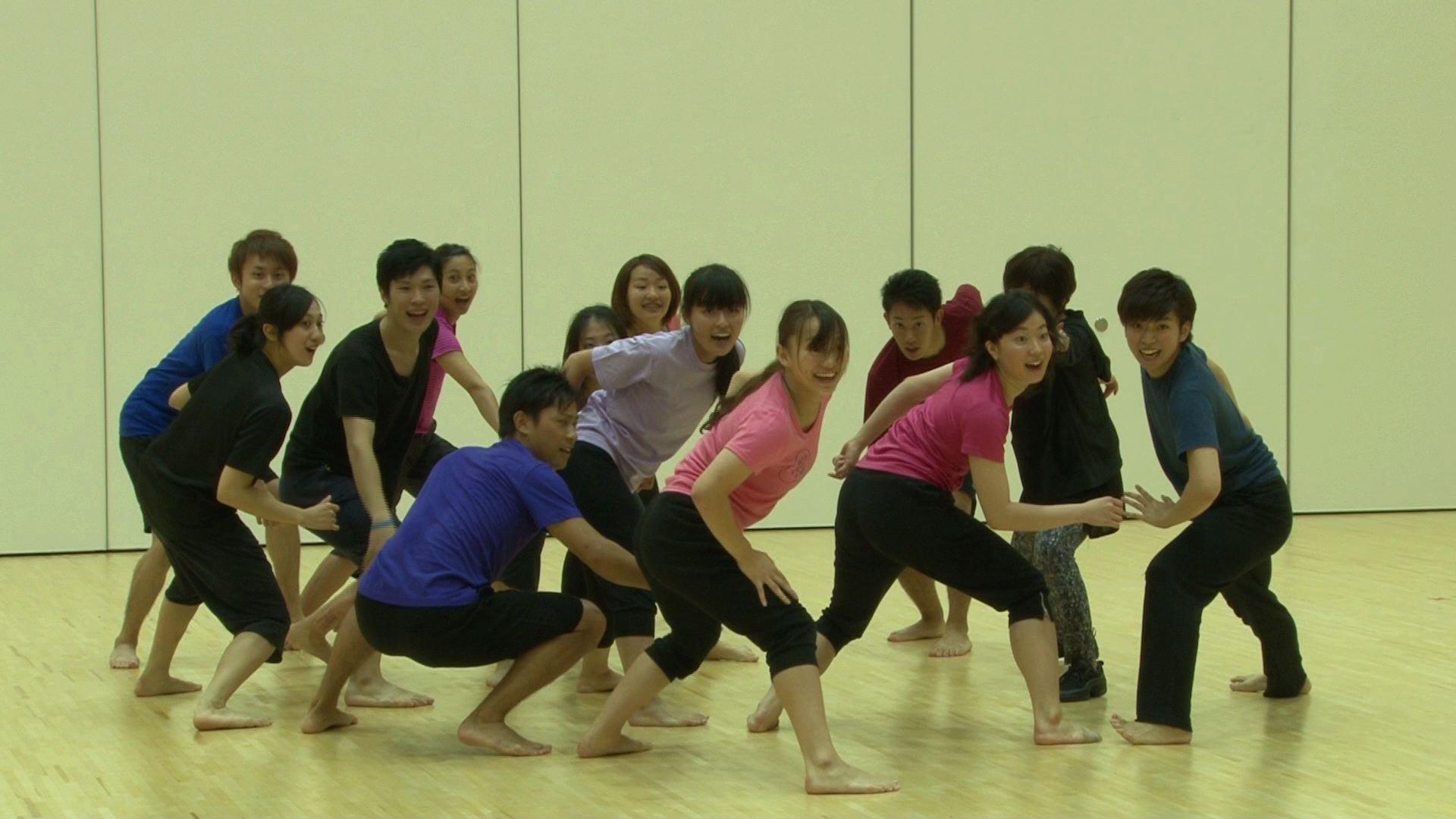 現代的なリズムのダンス~さらに広がるリズムの世界~