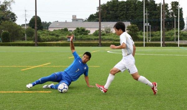 球技①ゴール型~技のワンポイント